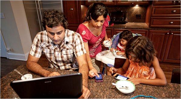 Image result for child digital at the dinner